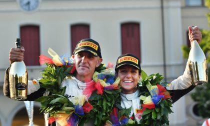Luca Pedersoli e Anna Tomasi vincono il 36°Rally della Marca