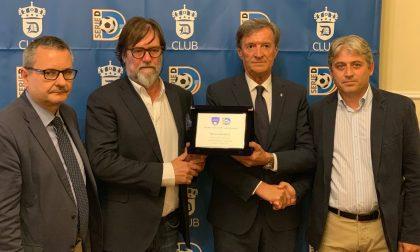 Premio alla memoria per Marzio Brombal