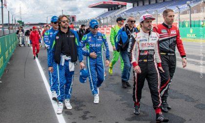 Alonso vince la 24 Ore di Le Mans, Sernagiotto 18esimo assoluto