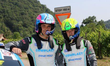 Rally Marca, dopo la quarta prova Pedersoli resta leader