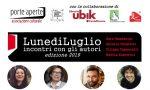 Castelfranco, ai LunediLuglio quattro scrittori d'eccellenza