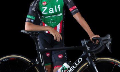 La Zalf Euromobil con la nuova maglia al Giro d'Italia U23