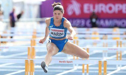 Elena Marini si è fatta onore agli Europei di Gavle