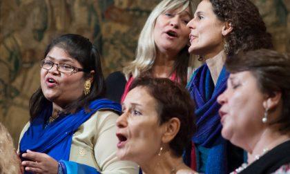Castelfranco, canti tradizionali al Mulino Sponti