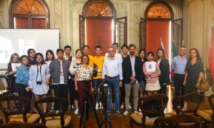 Asolo, studenti e docenti dalla Cina ospiti per un giorno