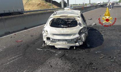 Scontro in A13, muore albanese residente a Treviso