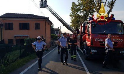 Treviso, evacuata una casa per rischio di crollo