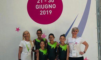 Valdogym in evidenza agli assoluti di Rimini