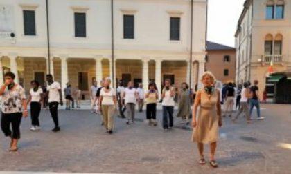 La danza abita il centro storico di Montebelluna