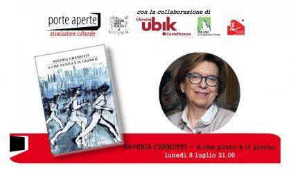 Lunedì arriva Saveria Chemotti a Castelfranco