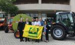 Coldiretti Treviso e Agrimontello aiutano un'impresa terremotata