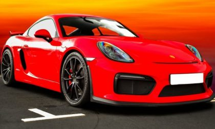 Porsche: richiamo per Spyder, Cayman e 911!