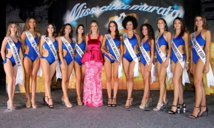 Miss Città Murata a Castelfranco: vince la padovana Stevanato