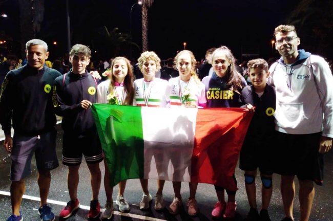 Pattinaggio, Casier lancia Ilaria Carrer, sei volte sul podio tra Europei a Assoluti