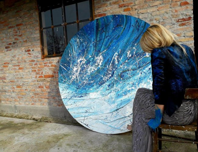 """""""Giallo Bottecchia"""" alla Biennale di Sgarbi"""