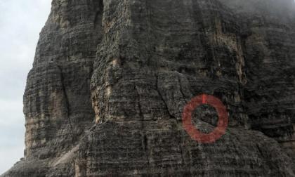 Due alpinisti spagnoli soccorsi sulla Cima Grande di Lavaredo
