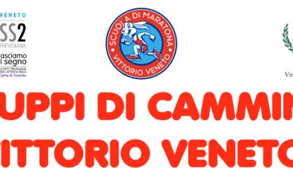 Vittorio Veneto, ripartono i gruppi di cammino