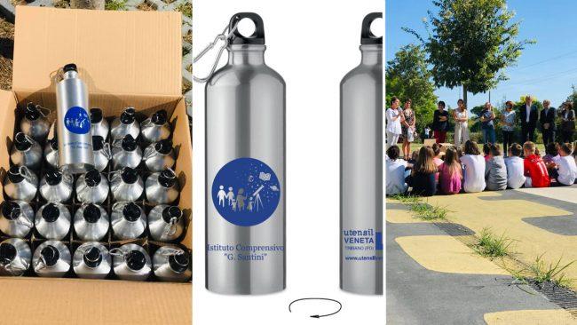 Veneto plastic free: la rivoluzione inizia… a scuola