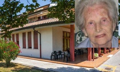 """Maria Forner festeggia 103 anni alla Casa di Soggiorno """"Prealpina"""""""