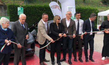Ca' del Poggio, Ascotrade e Becharge donano energia pulita alle Colline dell'Unesco