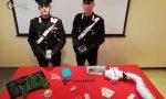 Detenzione di droga: due arresti dei carabinieri