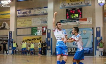 Calcio a 5, Altamarca a Fano a caccia del riscatto