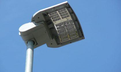 Illuminazione Asolo: e (nuova) luce fu. Risparmio consumi oltre il 66%
