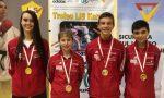 Sport Target Castelfranco: ancora tante medaglie al trofeo Lis di Mantova