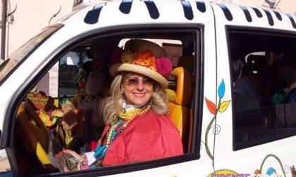 A Oderzo arriva il Taxi del Sorriso di Zia Caterina