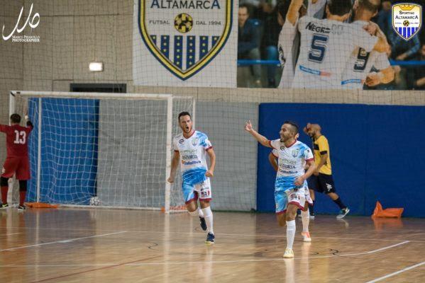 Calcio a 5, per lo Sporting Altamarca tornano i tre punti