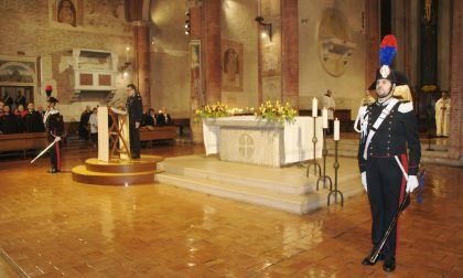 "Carabinieri Treviso: ieri la celebrazione della ""Virgo Fidelis"""