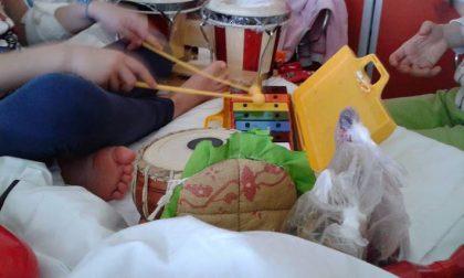 La musicoterapia approda nell'Unità Operativa di Geriatria dell'ospedale Ca' Foncello di Treviso