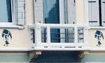 Immagini del Duce sull'edificio: il caso finisce in Parlamento