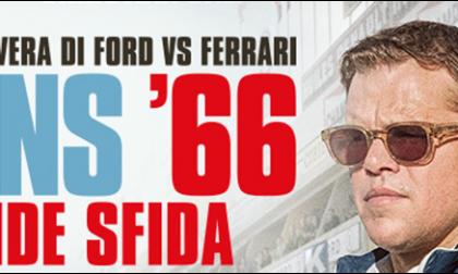 """Giorgio Sernagiotto al Cinema Italia Eden per la proiezione di """"Le Mans '66"""""""