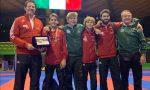 Campionati italiani Karate: il castellano Alvise Toniolo è il più giovane a salire sul podio