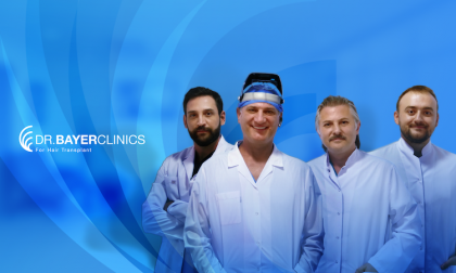 Dr. Bayer Clinics, la clinica per il trapianto di capelli in Turchia con prezzi vantaggiosi e assistenza H24