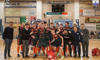 Calcio a 5, alla Fenice Venezia Mestre il 3° Torneo Tecnoplex