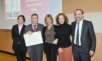 Montebelluna, premiato lo Spazio Bebè della Biblioteca rivolto alla lettura a voce alta per i neonati
