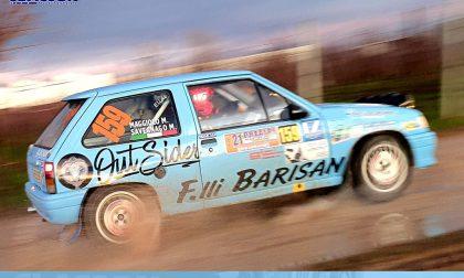 Rally Prealpi Master, altalena di Clacson Motorsport