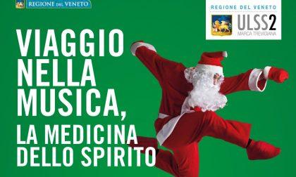Natale con un sorriso, nell'Ulss 2 tre concerti in ospedale