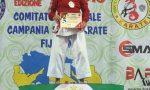 Karate Germinal Sport Target d'oro al XI Open Internazionale di Campania
