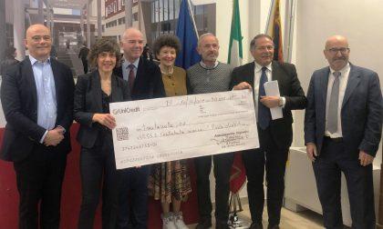 Associazione diabetici di Treviso, donati all'Ulss 100mila euro per finanziare un progetto di ricerca