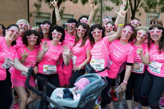 Treviso si colora di rosa: il 3 maggio torna la grande corsa delle donne