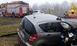Scontro tra auto a Conegliano: in 4 finiscono all'ospedale