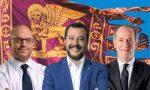 Salvini stasera al PalaGeox, contromanifestazione delle Sardine al Portello