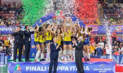 Imoco Volley Conegliano non si ferma: anche la Coppa Italia è delle Pantere