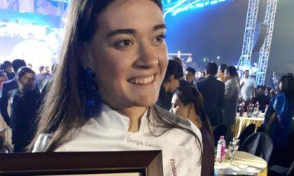 Giorgia Ceccato miglior giovane chef alle Olimpiadi dei cuochi in India!