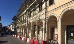 Palazzo municipale Castelfranco in restauro, dopo le infiltrazioni d'acqua si rifà il tetto
