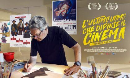 L'ultimo uomo che dipinse il cinema: presentazione del film dedicato a Renato Casaro