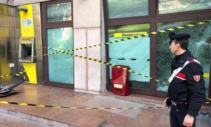 Sportello postamat di Castelfranco fatto saltare in aria dai malviventi, ma il furto fallisce